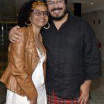 Teresa Cristina e Luís Lobianco