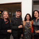 Valéria Naslausky, Jair de Souza, Monica Mayer e Valéria Martins