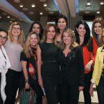 Vera Poppinga, Rosane, Alessandra, Katia, Georgia, Cristine, Vanessa, Paula, Ana Lucia, Monique