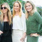 Viviane Penalva, Mariana Pinheiro e Ana Paula Teixeira