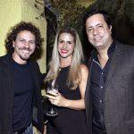 Well Aguiar, Suedir Martins e Eduardo Braule-Wanderley