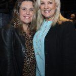 Danielle Briggs e Alda Soares