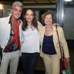 Manoel Thomas, Manuele Cola, Yvone Moreira