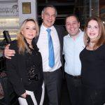 Joana e Marcos Mendonça, Bruno e a mãe Nelma Canellas
