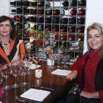 Diana Mendes e Katia Treitler