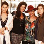 Giulia Frering, Adriana Quattrone, Narcisa Tamborindeguy e Renata Adler