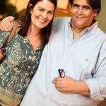 Tininha Machado Coelho e Antonio Neves da Rocha