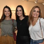 Adriana Witt, Carolina Olinto e Mariza Gross