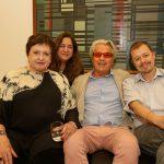 Alessandra D'Aloia, Luisa Strina, Jones Bergamini e Paulo Viera