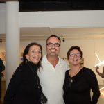 Alicinha Silveira, Christovam Chevalier e Ana Durães