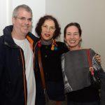 André Sheik, Patrizia D'Angelo e Ileana Pradilla