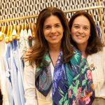 Angela Hall e Claudia Lacerda