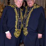 Arnaldo Niskier e Luiz Carlos Serpa