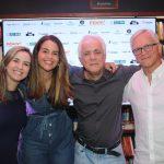 Barbara Calmeto, Ana Paula Pacheco, Jorge Davison e Maraca