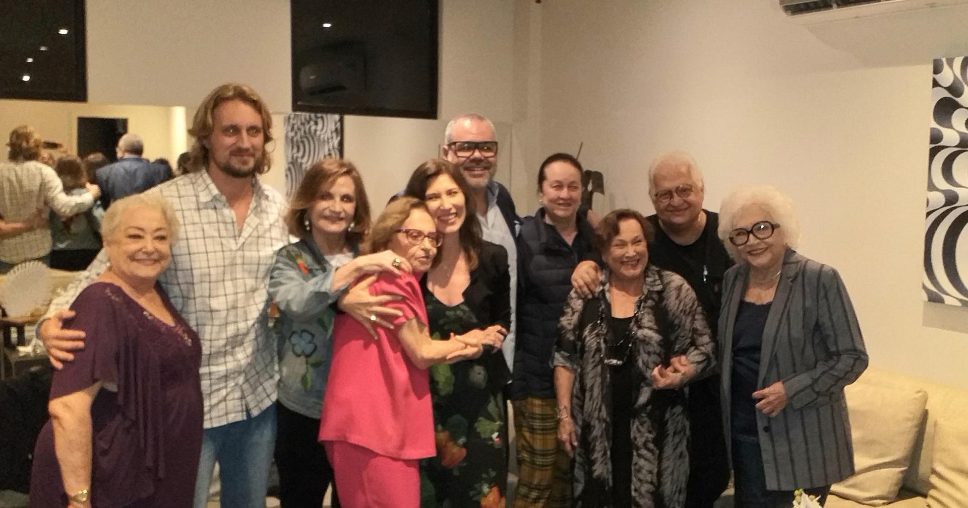 Damas do Teatro comovem a platéia do Festival Cesgranrio de Cultura