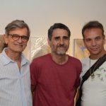 César Coelho, Rodrigo Pedrosa e Luiz Bhering