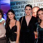 Carla Lemos, Luiza Botto, Helena Moro e Giovanna Nader