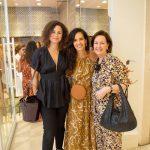 Carolina Pinton, Gisela Pecego e Elisa Marques