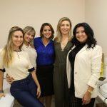 Carolina Veras, Daniella Mello, Dani Siqueira, Daniela Stabile, Lia Pompeu e Carolina Veras