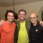 Cesar Oiticica Filho, Daniel Toledo e Márcio Doctors