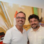 Christovam Chevalier e Rafael Vicente
