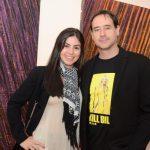 Claudia Avena e Daniel Diaz