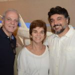 Claudio Valerio Teixeira, Tania Teixeira e Rafael Vicente