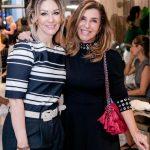 Cristina Japiassu e Lenora Lohrisch