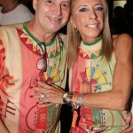 DJ Bernard de Casteja e Chris Leite