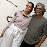 Patricia Toscano e Ricardo Hachiya