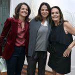 Bebel Palhares, Sonia Racy e Patricia Secco