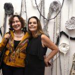 Heloisa Gentil e Patricia Secco