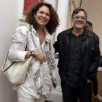 Roberta Damasceno e Paco Lucas