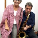 Lulu Fenandes e Léo Gandelman