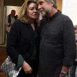 Silvinha Martins e João Orleans e Bragança
