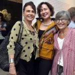 Celina Guinle Gentil, Heloísa Gentil e Lulu Fernandes