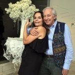 Patricia Secco e Carlos Minc