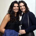 Melissa Correa e Anna Caldas