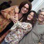 Solange Casotti, Christiana Fontes e Ricardo Hachiya