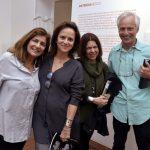Patricia Maciel de Sá, Patricia Quentel, Vanda Klabin e Sergio Margulis