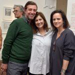 Nando Grabowsky, Patricia Maciel de Sá e Patricia Quentel