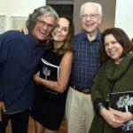 Ricardo Hachiya, Patricia Secco, Paulo Bertazzi e Vanda Klabin