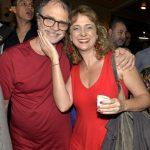 Isaac Bernat e Letícia Isnard