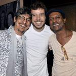 Pedro Luis, João Cavalcanti e Luis Miranda