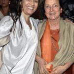 Cyria Coentro e Tânia Brndão