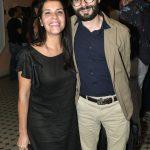 Flavia Garcia e Bruno Barros