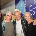 Dani Quitete, Ana Maria Santeiro, Mano Melo e Cristina Oldemburg