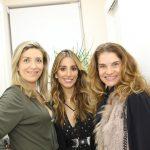 Danielle Stabile, Fernanda Di Biase e Adriana Ruas