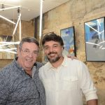 Edson Tebaldi e Rafael Vicente