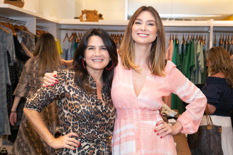 Fernanda Chies e Hope realizam Trunk Show no Forum de Ipanema com a Consultora de Imagem Fernanda Bueno